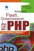Kolaborasi Flash, Dreamweaver, dan PHP