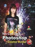 You can do it photoshop creative workart